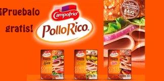 Prueba gratis PolloRico de Campofrío