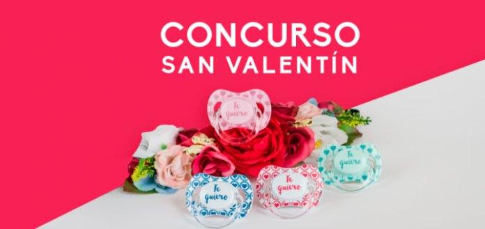 Suavinex regala 10 chupetes de San Valentín