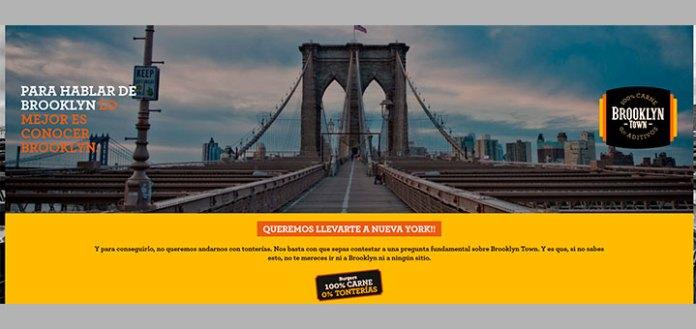 Ve gratis a Nueva York con Brooklyn Town