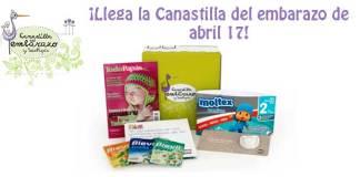 Canastilla del embarazo de abril 17