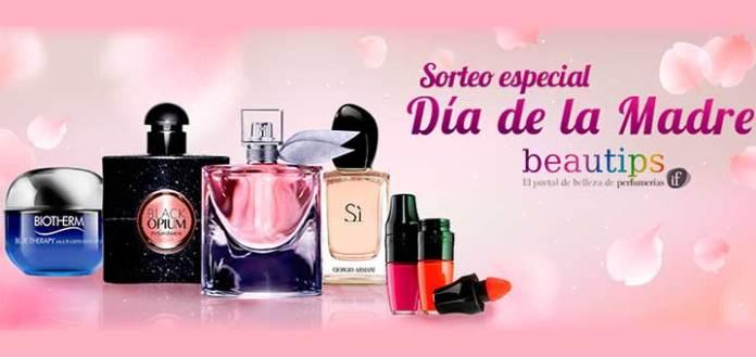 Consigue un lote de perfumes con Beautips