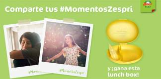 Consigue una Zespri Lunch Box