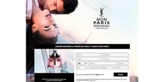 Muestras gratis del perfume Mon Paris
