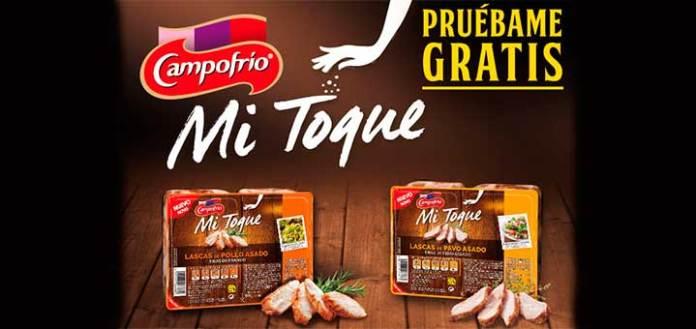Prueba gratis Campofrío Mi Toque