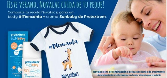 Novalac sortea 10 packs de productos