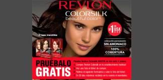 Prueba gratis Revlon Colorsilk