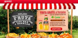 Consigue una caja de la mejor fruta con Granini