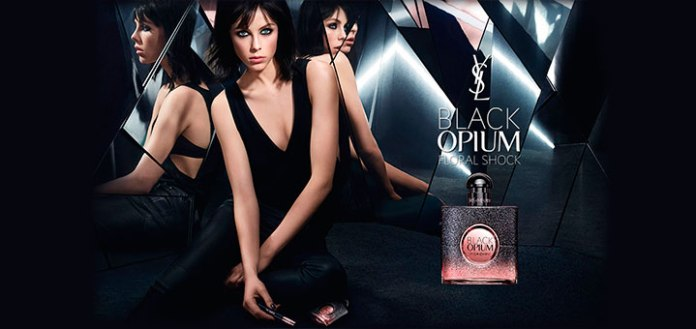 Sortean 5 fragancias Black Opium Floral Shock