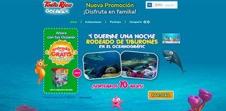 Consigue una entrada gratis para el Oceanográfic con TostaRica
