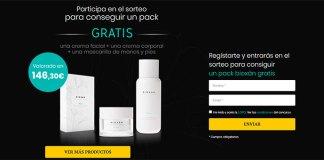 Gana un pack Bioxán gratis