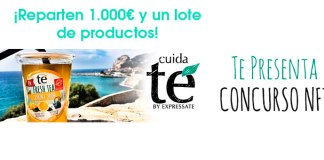Gana un premio de 1.000€ con Cuida Té
