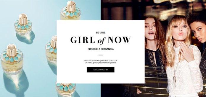 Prueba gratis la nueva fragrancia de Elie Saab
