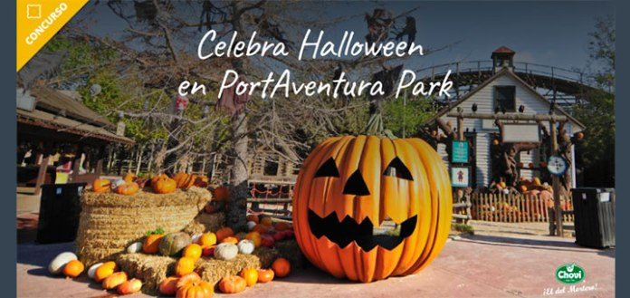 Celebra Halloween en PortAventura Park con Choví