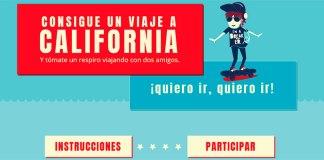 Gana un viaje a California con Kit Kat