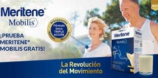 Muestras gratis de Meritene Mobilis