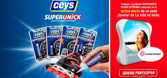 Ceys sortea packs de experiencias La Vida Es Bella