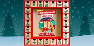 Calendario de adviento Bauhaus