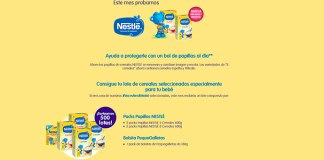 Gana un lote de cereales con Nestlé Bebé