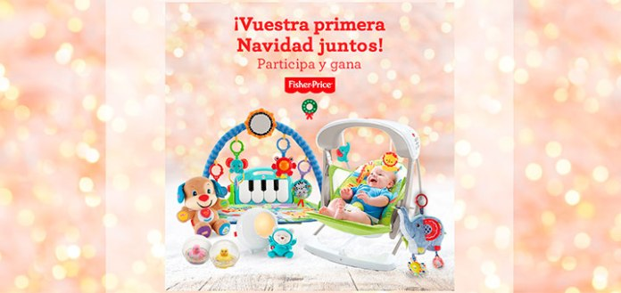 Sortean un superlote de juguetes Fisher-Price