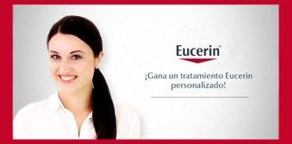 Gana un tratamiento Eucerin personalizado