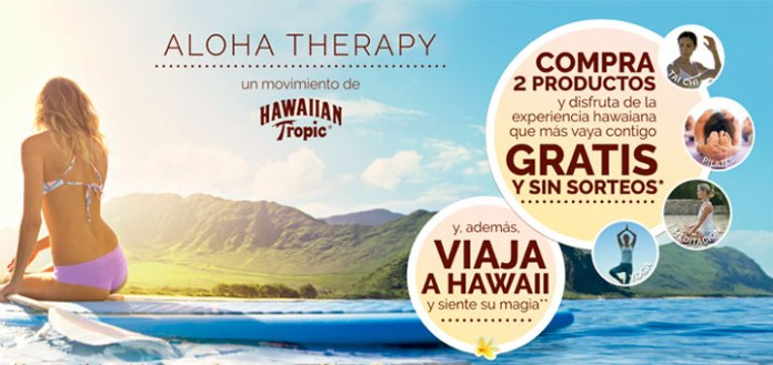 Gana una experiencia con Hawaiian Tropic
