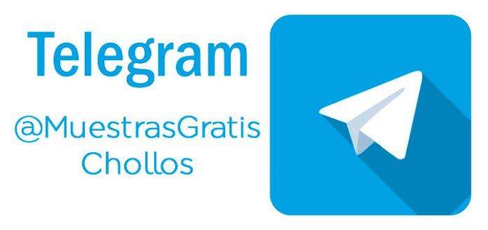 Muestras Gratis y Chollos ya esta en Telegram