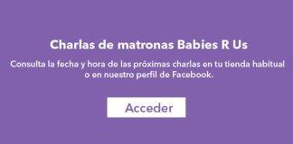 Charlas de matronas Babies R Us