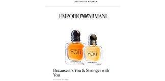 Muestras gratis de Because it's You & Stronger with you
