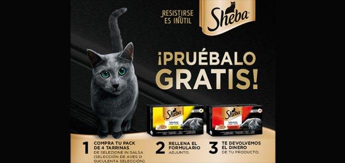 Prueba gratis tarrinas Sheba Selezione in Salsa