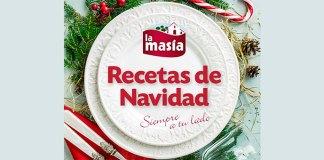 Recetario de Navidad La Masía gratis