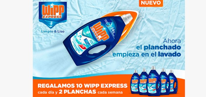 Regalan 10 Wipp Express cada día