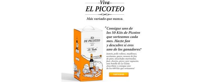 Sortean 50 kits de Picoteo