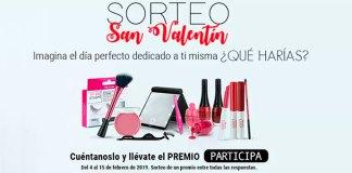 Sorteo San Valentín de Beter