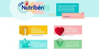 Disfruta de las ventajas del Club Nutribén