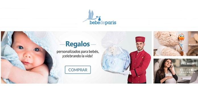 Canastillas y cestas Bebé de Paris