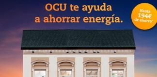 Ahorra en luz y gas con OCU