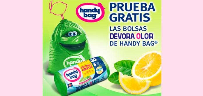 Prueba gratis las bolsas Devora Olor de Handy Bag