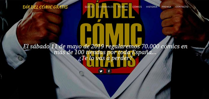 Regalan 70.000 cómics gratis