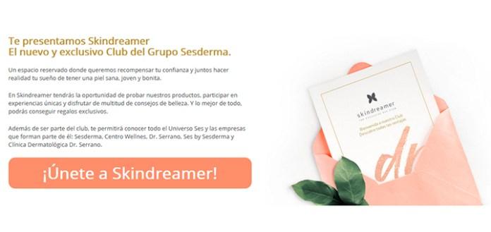Consigue regalos exclusivos con Skindreamer