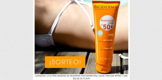 Consigue gratis Photoderm Max de Bioderma