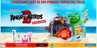 Sortean más de 500 premios Angry Birds 2