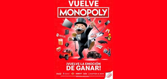 Vuelve El Juego de Monopoly a McDonald's
