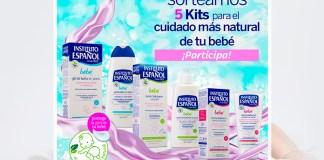 Sortean 5 kits Instituto Español para bebés