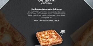 Telepizza reparte gratis 1.000 pizzas