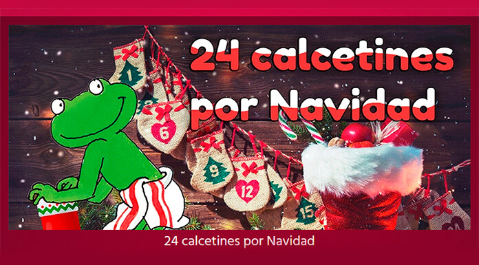 Calendario de Adviento Frosch 2019