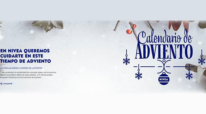 Calendario de Adviento Nivea 2019