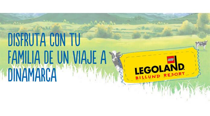 Consigue un viaje en familia con Club Central Lechera Asturiana
