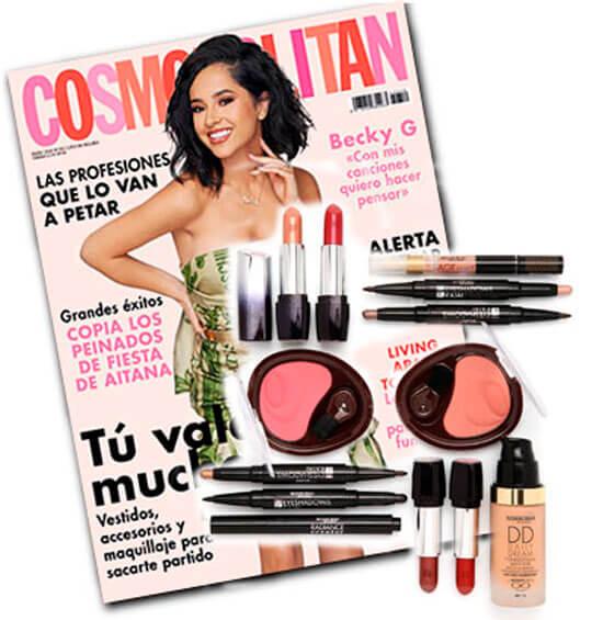 Regalos suscripción revista Cosmopolitan enero 2020