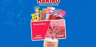 Haribo sortea un viaje sorpresa y lotes de regaliz