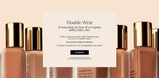 Muestras gratis de Double Wear de Estee Lauder